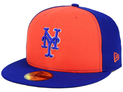 New York Mets New Era MLB The Playoff Push 59FIFTY Cap