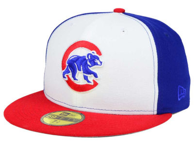 Chicago Cubs New Era MLB The Playoff Push 59FIFTY Cap