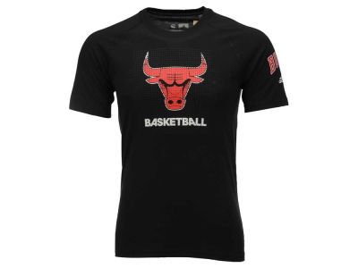 Chicago Bulls adidas NBA Men's Keys To Victory Climalite T-Shirt