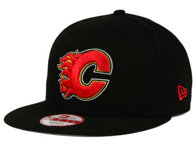 Calgary Flames New Era NHL All Day 9FIFTY Snapback Cap