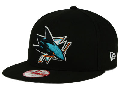 San Jose Sharks New Era NHL All Day 9FIFTY Snapback Cap