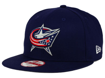 Columbus Blue Jackets New Era NHL All Day 9FIFTY Snapback Cap
