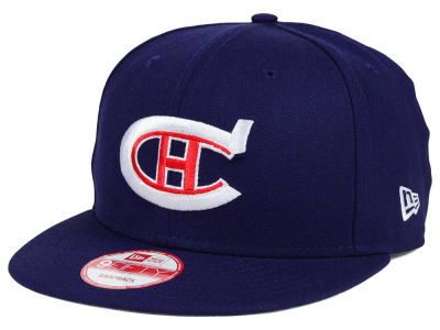 Montreal Canadiens New Era NHL All Day 9FIFTY Snapback Cap