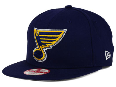 St. Louis Blues New Era NHL All Day 9FIFTY Snapback Cap
