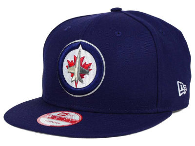 Winnipeg Jets New Era NHL All Day 9FIFTY Snapback Cap