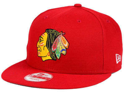 Chicago Blackhawks New Era NHL All Day 9FIFTY Snapback Cap