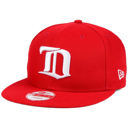 Detroit Red Wings New Era NHL All Day 9FIFTY Snapback Cap