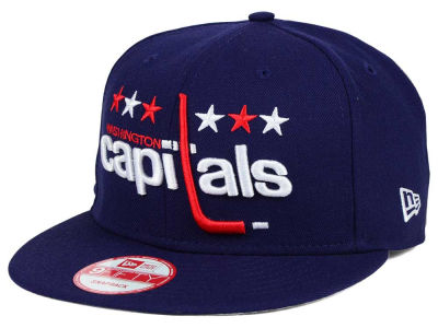 Washington Capitals New Era NHL All Day 9FIFTY Snapback Cap