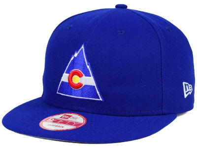 Colorado Rockies New Era NHL All Day 9FIFTY Snapback Cap