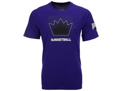 Sacramento Kings adidas NBA Men's Keys To Victory Climalite T-Shirt