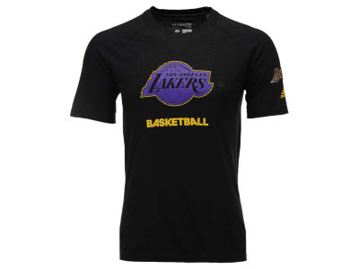 Los Angeles Lakers adidas NBA Men's Keys To Victory Climalite T-Shirt