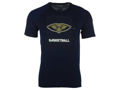 New Orleans Pelicans adidas NBA Men's Keys To Victory Climalite T-Shirt