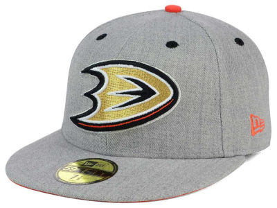 Anaheim Ducks New Era NHL Heather TC 59FIFTY Cap