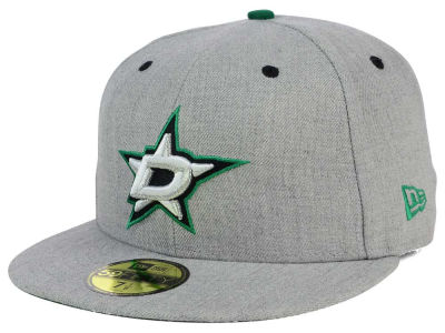 Dallas Stars New Era NHL Heather TC 59FIFTY Cap