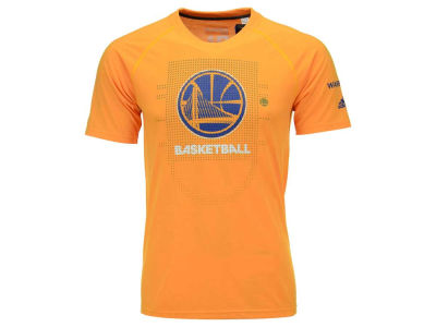 Golden State Warriors adidas NBA Men's Keys To Victory Climalite T-Shirt