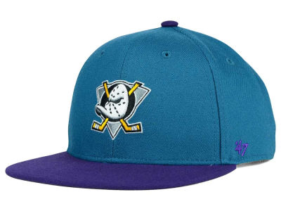 Anaheim Ducks '47 NHL Youth '47 Lil Shot Snapback Cap