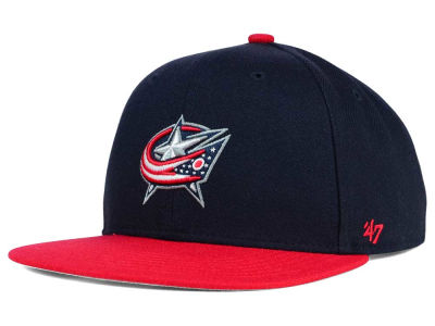 Columbus Blue Jackets '47 NHL Youth '47 Lil Shot Snapback Cap