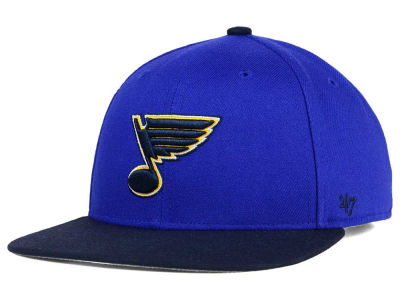 St. Louis Blues '47 NHL Youth '47 Lil Shot Snapback Cap