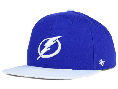 Tampa Bay Lightning '47 NHL Youth '47 Lil Shot Snapback Cap