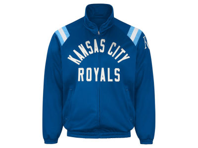 Kansas City Royals GIII MLB Men's Centerfield Track Jacket