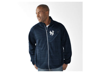 New York Yankees GIII MLB Men's Full Count Track Jacket