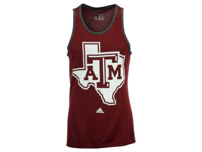 Texas A&M Aggies adidas NCAA Men's Huge Preferred Logo Tank
