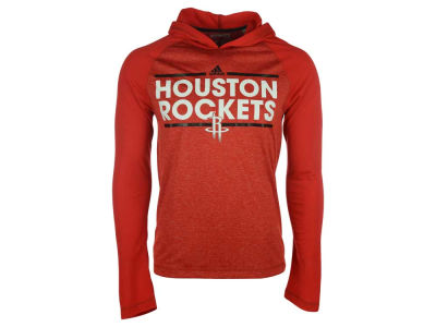 Houston Rockets adidas NBA Men's Dassler Climalite Hoodie