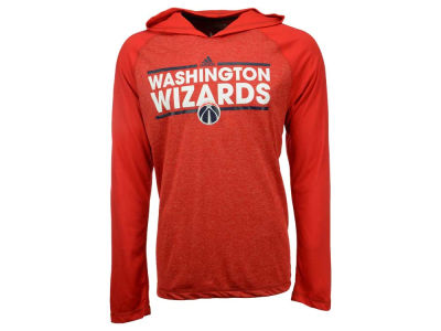 Washington Wizards adidas NBA Men's Dassler Climalite Hoodie