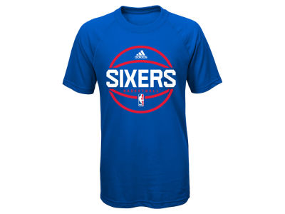 Philadelphia 76ers NBA Youth Practice Wear Ultimate T-Shirt