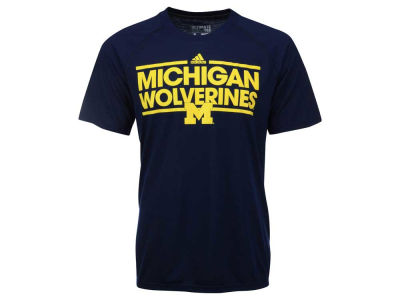 Michigan Wolverines adidas NCAA Men's Dassler T-Shirt