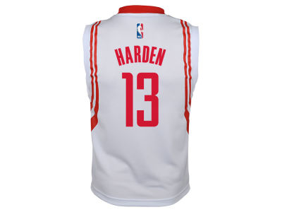 Houston Rockets James Harden adidas Youth NBA Revolution 30 Jersey