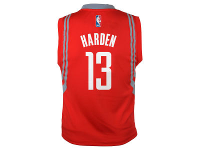 Houston Rockets James Harden NBA Toddler Replica Jersey