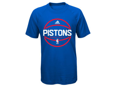 Detroit Pistons NBA Youth Practice Wear Ultimate T-Shirt
