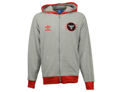 Chicago Bulls adidas Originals NBA Men's Originals Full Zip Hoodie