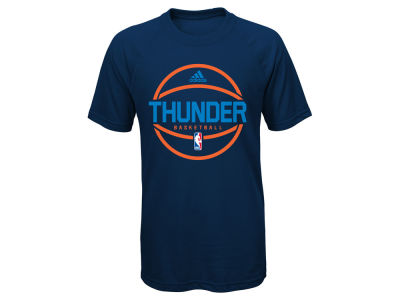 Oklahoma City Thunder NBA Youth Practice Wear Ultimate T-Shirt