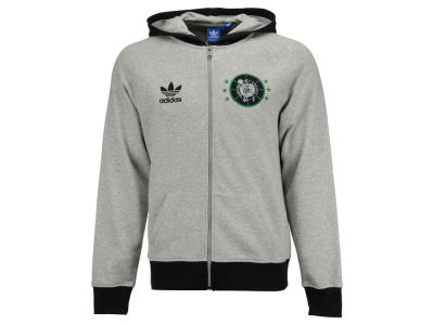 Boston Celtics adidas Originals NBA Men's Originals Full Zip Hoodie