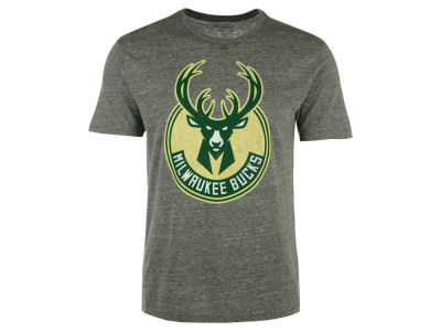 Milwaukee Bucks adidas Originals NBA Men's Originals Favorite Logos T-Shirt