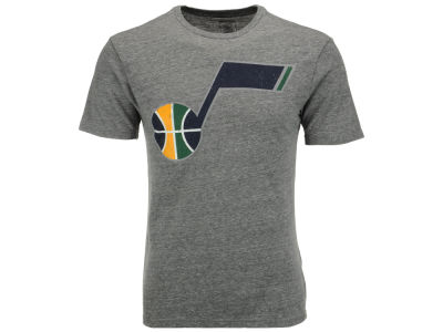Utah Jazz adidas Originals NBA Men's Originals Favorite Logos T-Shirt