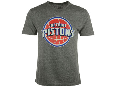 Detroit Pistons adidas Originals NBA Men's Originals Favorite Logos T-Shirt