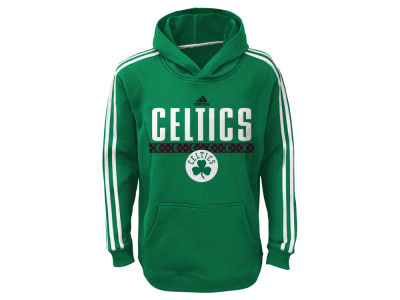 Boston Celtics NBA Youth Playbook Hoodie