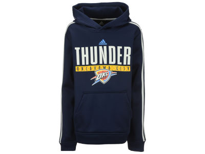 Oklahoma City Thunder NBA Youth Playbook Hoodie