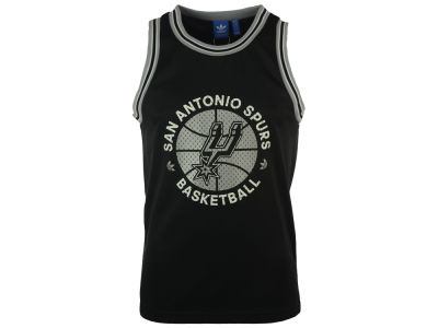 San Antonio Spurs adidas Originals NBA Men's Originals Tank