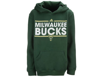 Milwaukee Bucks NBA Youth Dassler Hoodie