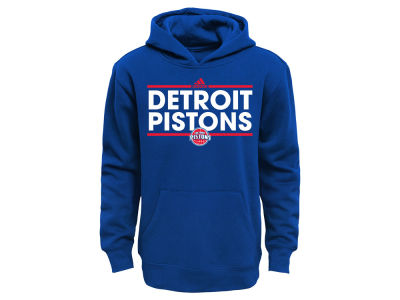 Detroit Pistons NBA Youth Dassler Hoodie