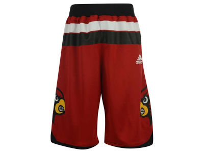 Louisville Cardinals adidas NCAA Kids Replica Road Shorts