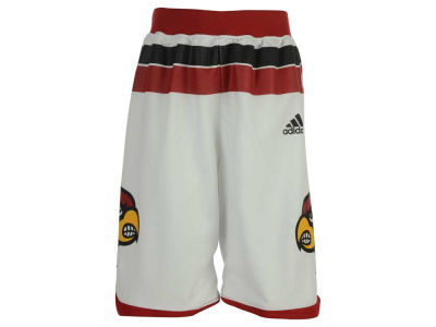 Louisville Cardinals adidas NCAA Youth Replica Home Shorts