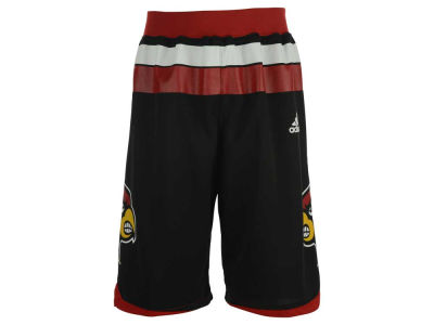 Louisville Cardinals adidas NCAA Youth Replica Third Shorts