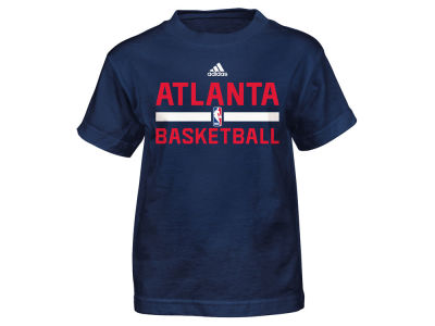 Atlanta Hawks NBA Kids Practice Wear Graphic T-Shirt