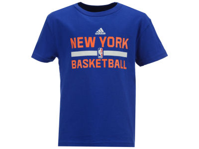 New York Knicks NBA Kids Practice Wear Graphic T-Shirt