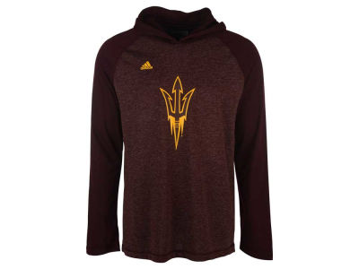Arizona State Sun Devils adidas NCAA Men's Ultimate Long Sleeve Hooded T-Shirt